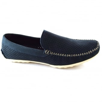 COARI MEN'S PERFORATED DRIVING SHOES