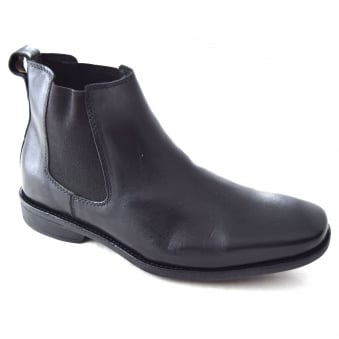 COLOMBO MEN'S LEATHER CHELSEA BOOT