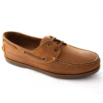 VIANA MENS CASUAL DECK SHOE