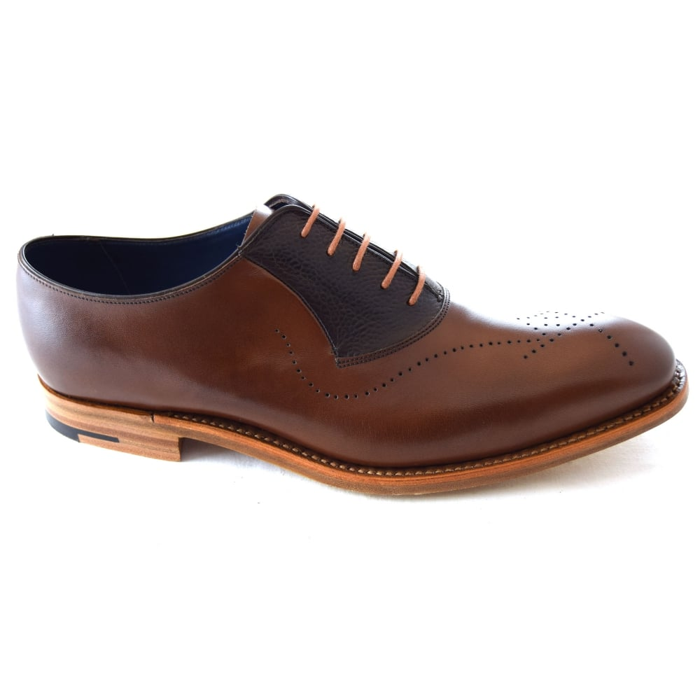 Barker Oxford Shoes Repairs