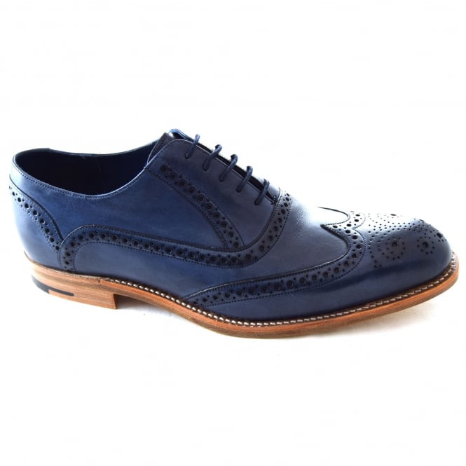 Barker VALIANT MEN'S WINGTIP BROGUE