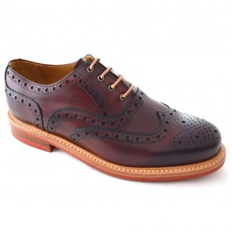 ARBROATH MENS' BROGUE