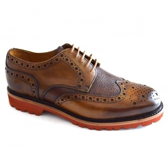 MELROSE MENS BROGUE