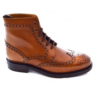 OBAN MEN'S BROGUE BOOT