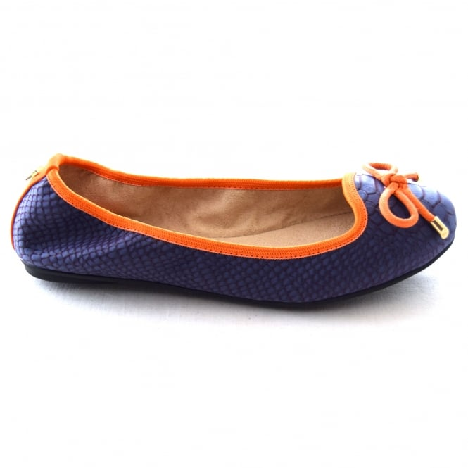 Butterfly Twists FRANCESCA LADIES SLIP-ON PUMP