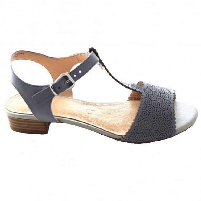Caprice Ariane Ladies Smart Sandal Womens Footwear From