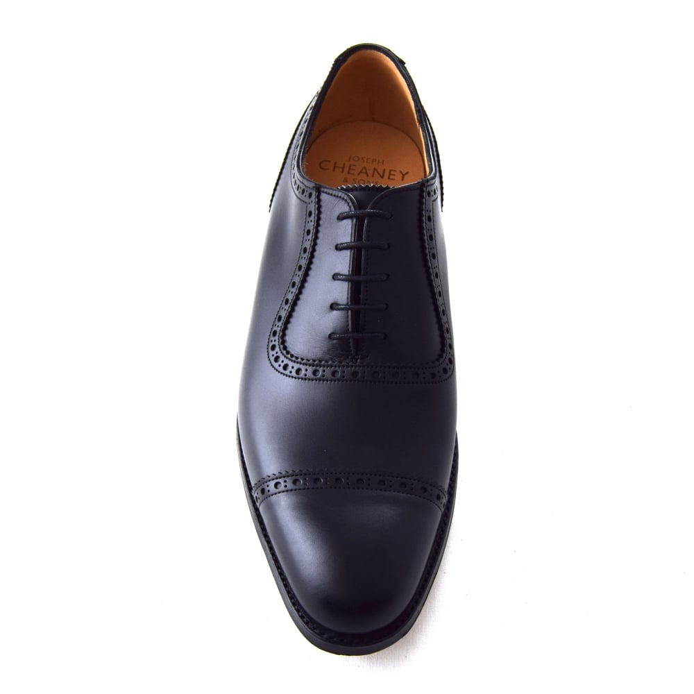 fb078bd8c7084 Cheaney FENCHURCH MEN'S OXFORD SHOE - Mens Footwear from WJ French ...