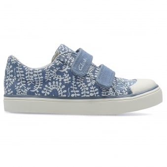 BRILL ICE INFANT GIRLS CANVAS SHOE