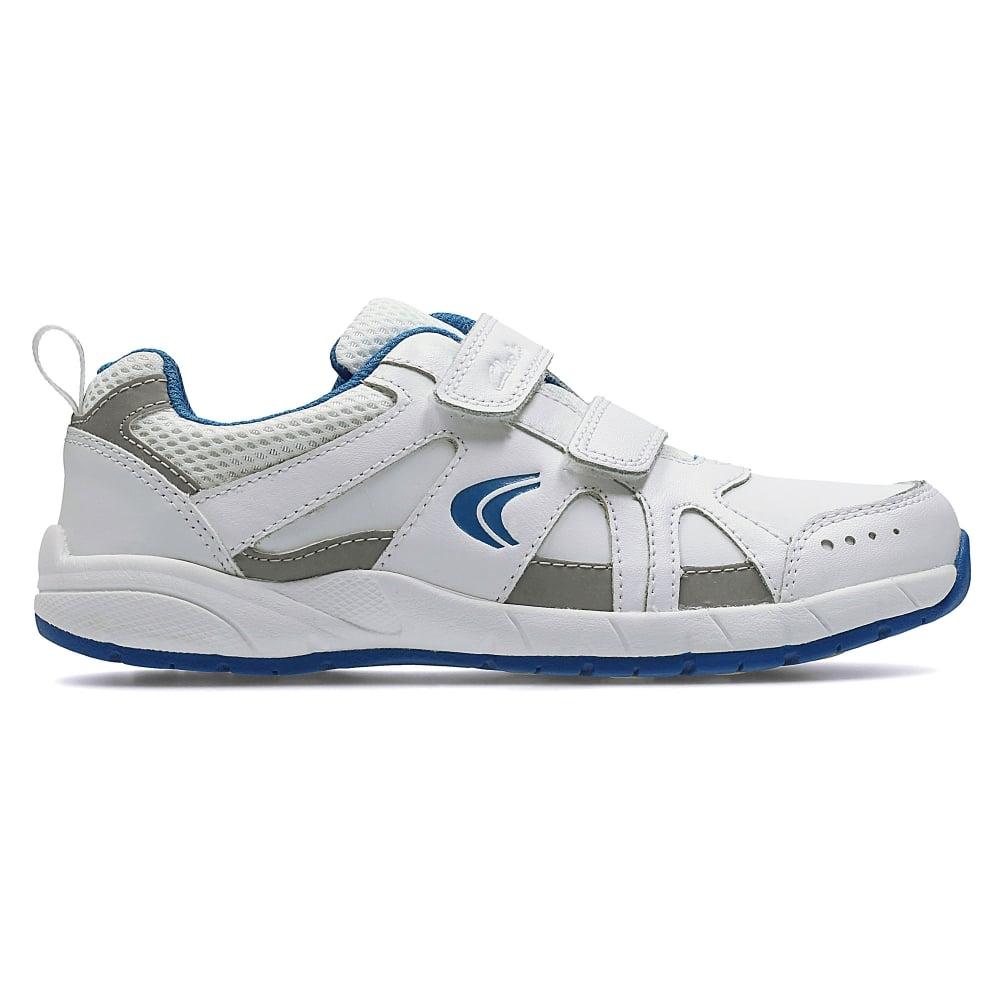 2e9e2cb4792e Clarks CROSS ZINC JUNIOR BOYS SPORT SHOE - Boys Footwear from WJ ...