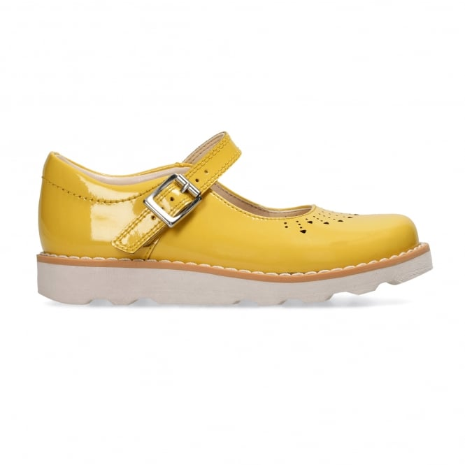 Clarks CROWN JUMP GIRLS MARY JANE SHOE