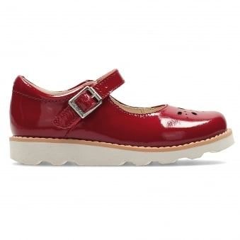 CROWN POSY INFANT GIRLS SHOE