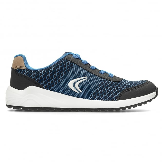 Clarks FRISBY RISE JUNIOR BOYS TRAINER