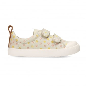 HALCY HATI KIDS CANVAS SHOE