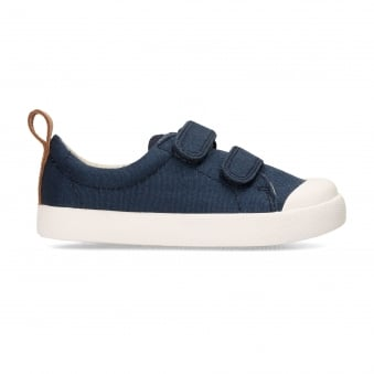HALCY HIGH KIDS CANVAS SHOE