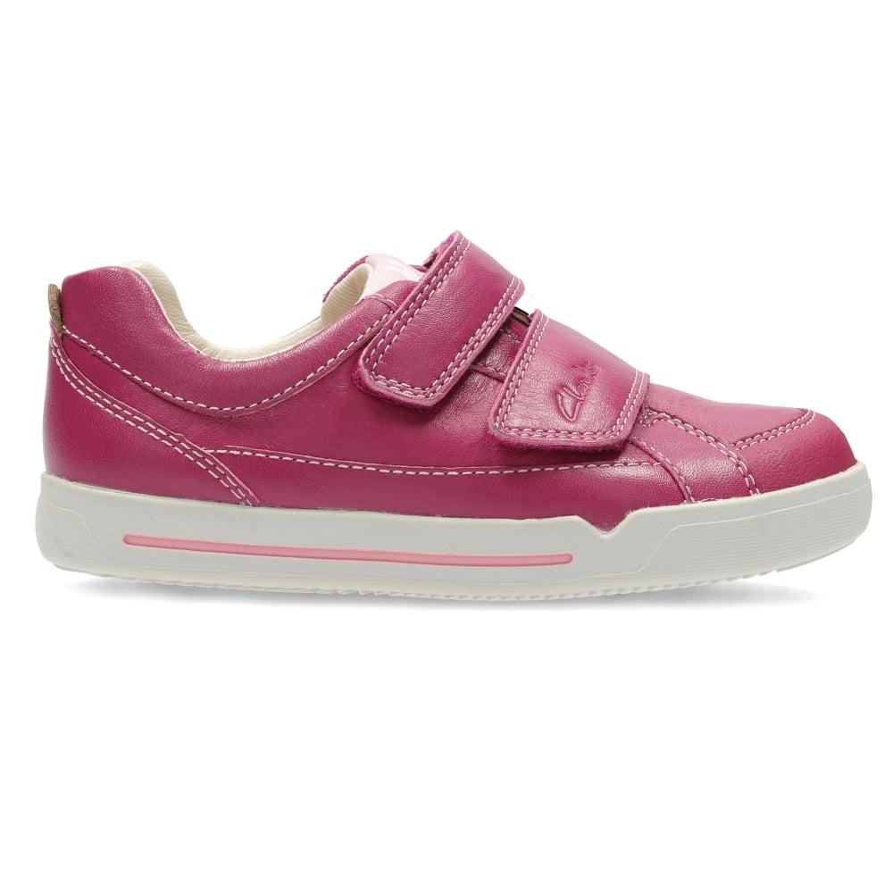 10235d5fb3 Clarks LILFOLK HUG INFANT GIRLS SHOE - Girls Footwear from WJ French ...