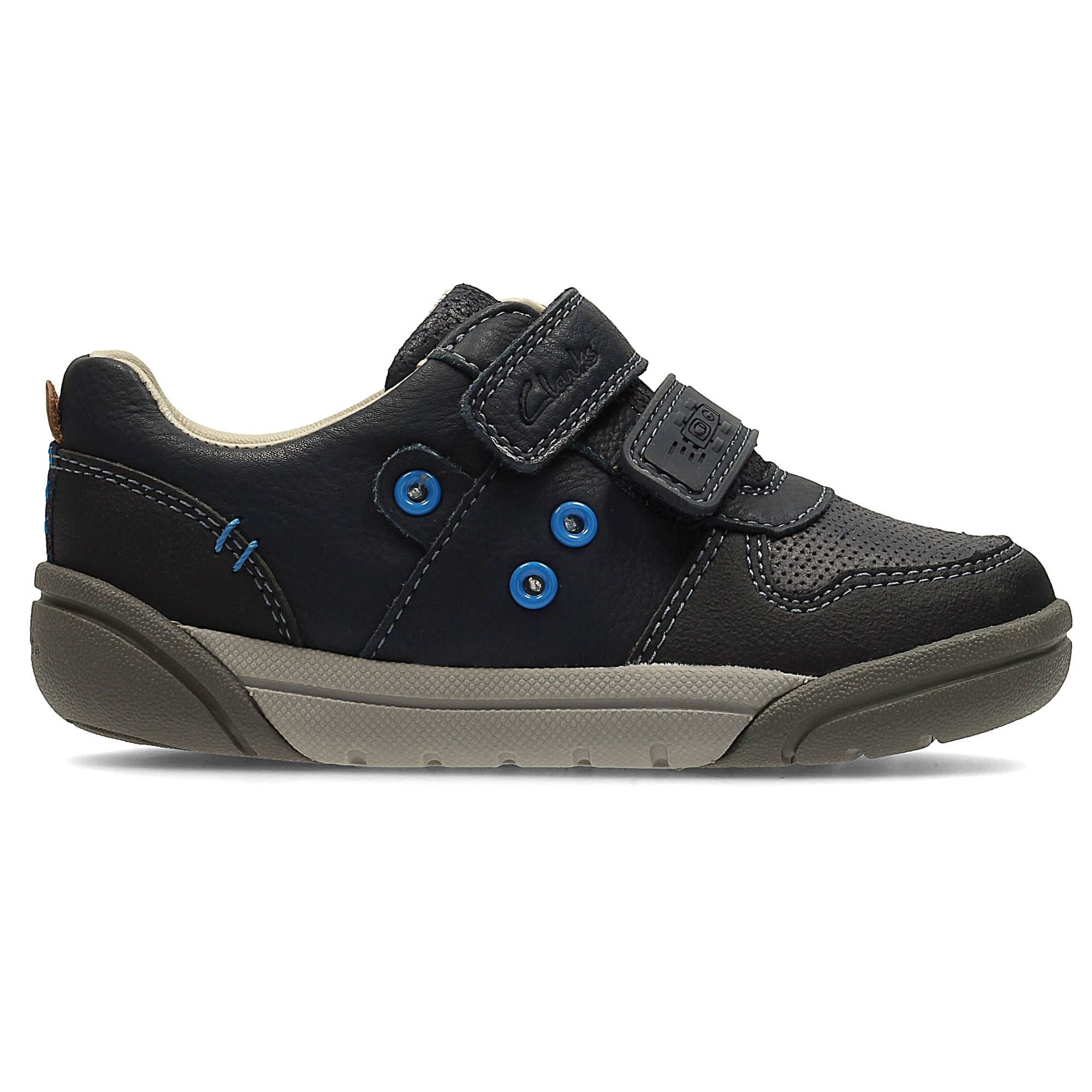 Boys Clarks Casual Shoes Tolby Buzz