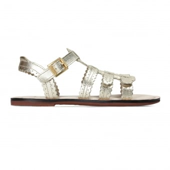 LONI MOON GIRLS SANDAL