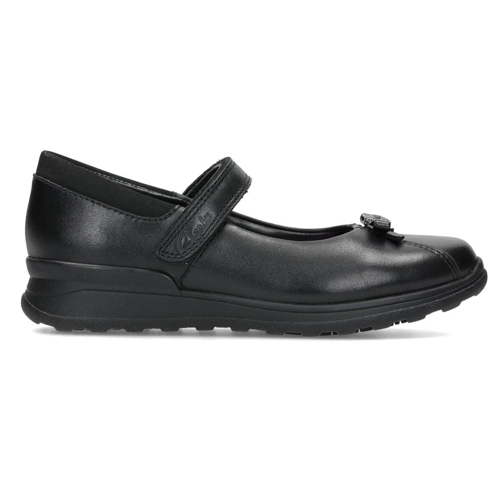 a1d6238a55908 Clarks MARIEL WISH JUNIOR GIRLS' SCHOOL SHOE - Girls Footwear from ...