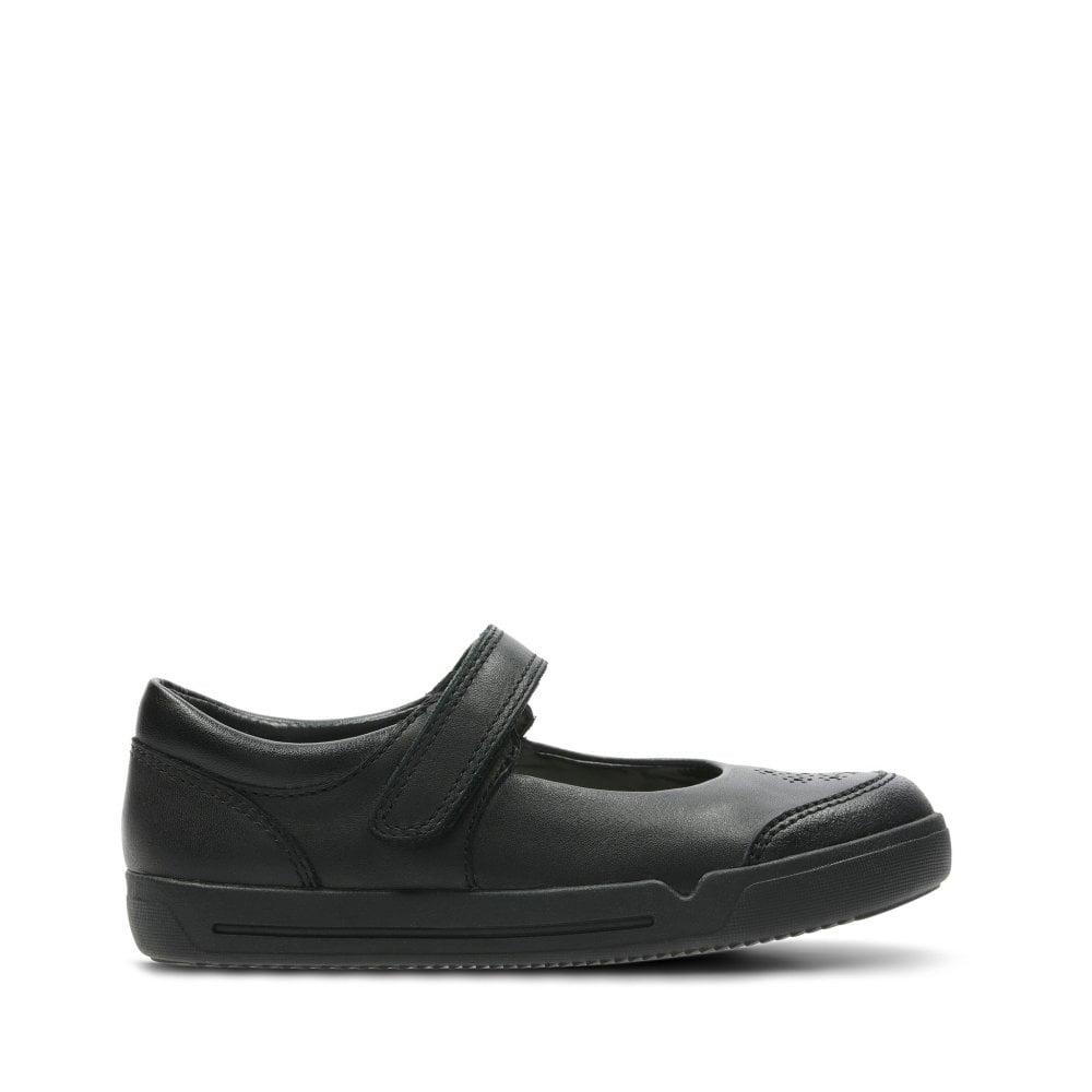 30fe29041b Clarks MINI SKY GIRLS MARY JANE STYLE SCHOOL SHOE - Girls Footwear ...