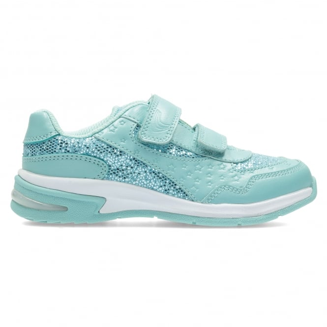 Clarks PIPER PLAY INFANT GIRLS' TRAINER