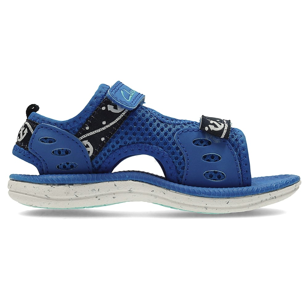 9d2fdadc698 Clarks PIRANHA BOY INFANT KIDS SANDAL - Boys Footwear from WJ French ...