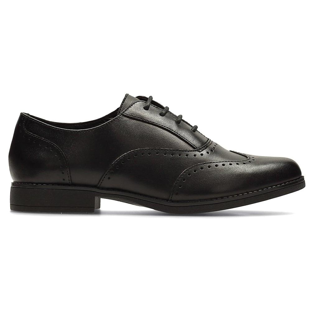 0fa4bbd4c753 Clarks SAMI FLASH GIRLS LACE UP SCHOOL SHOE - Girls Footwear from WJ ...