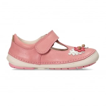 SOFTLY BLOSSOM GIRLS SHOE