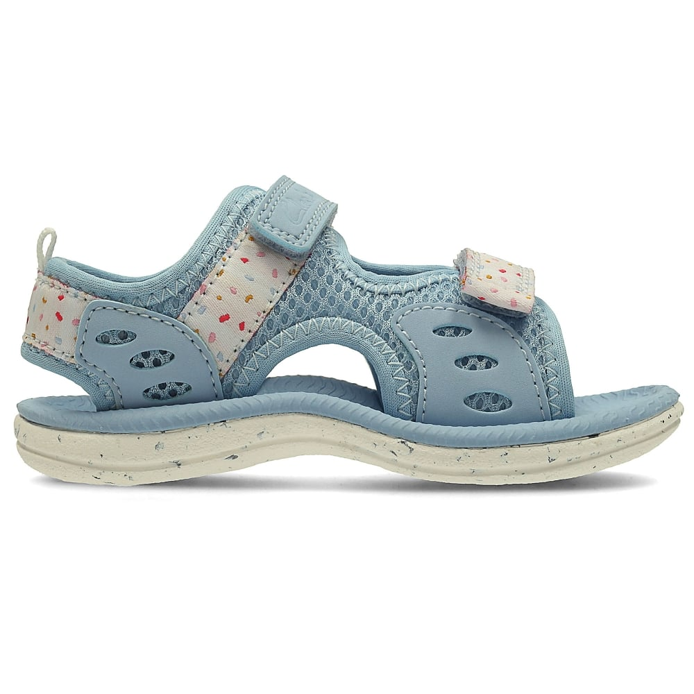 d0cac6791ab4 Clarks STAR GAMES INFANT GIRLS SANDAL - Girls Footwear from WJ ...