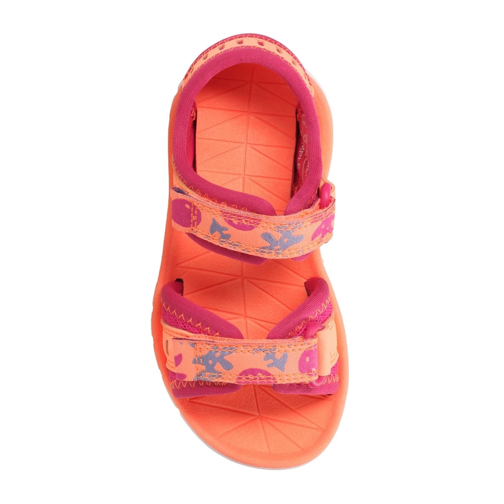 cb9c53743327 Clarks SURFING MOON KIDS SANDAL - Girls Footwear from WJ French and ...