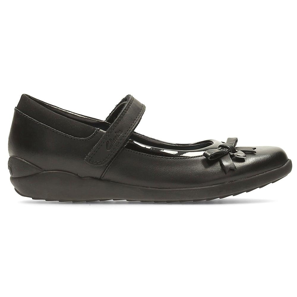 00479ab08c Clarks TING FEVER INFANT GIRLS SCHOOL SHOE - Girls Footwear from WJ ...