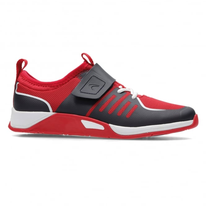 Clarks TRACE FIRE JUNIOR BOYS' TRAINER