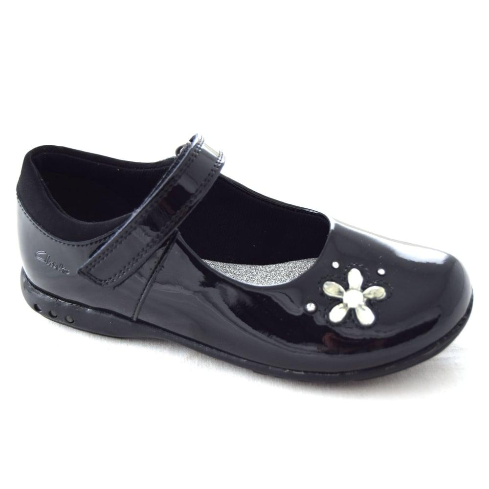 7a940b4145 Clarks TRIXI CANDY INFANT GIRLS LEATHER SCHOOL SHOE - Girls Footwear ...