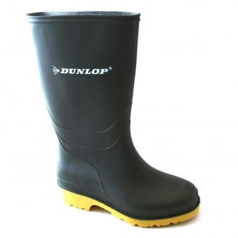 DULL CHILDRENS UNISEX WELLIES