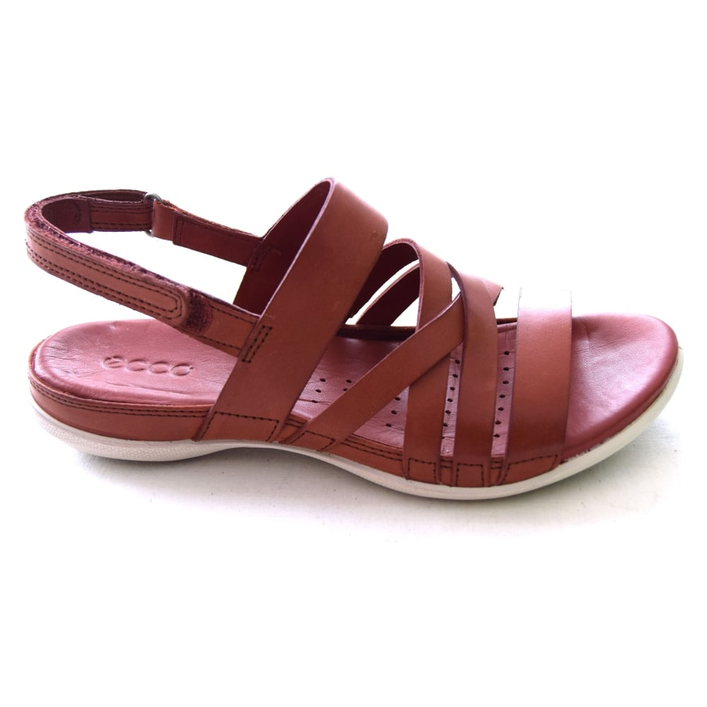 6cebf1de527c9c Ecco FLASH LADIES SANDAL - Womens Footwear from WJ French and Son UK