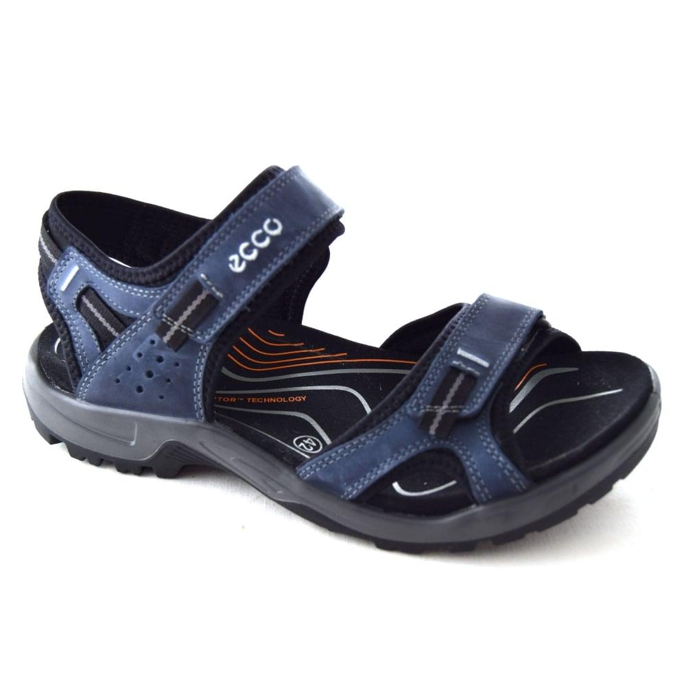ecco mens sandals uk