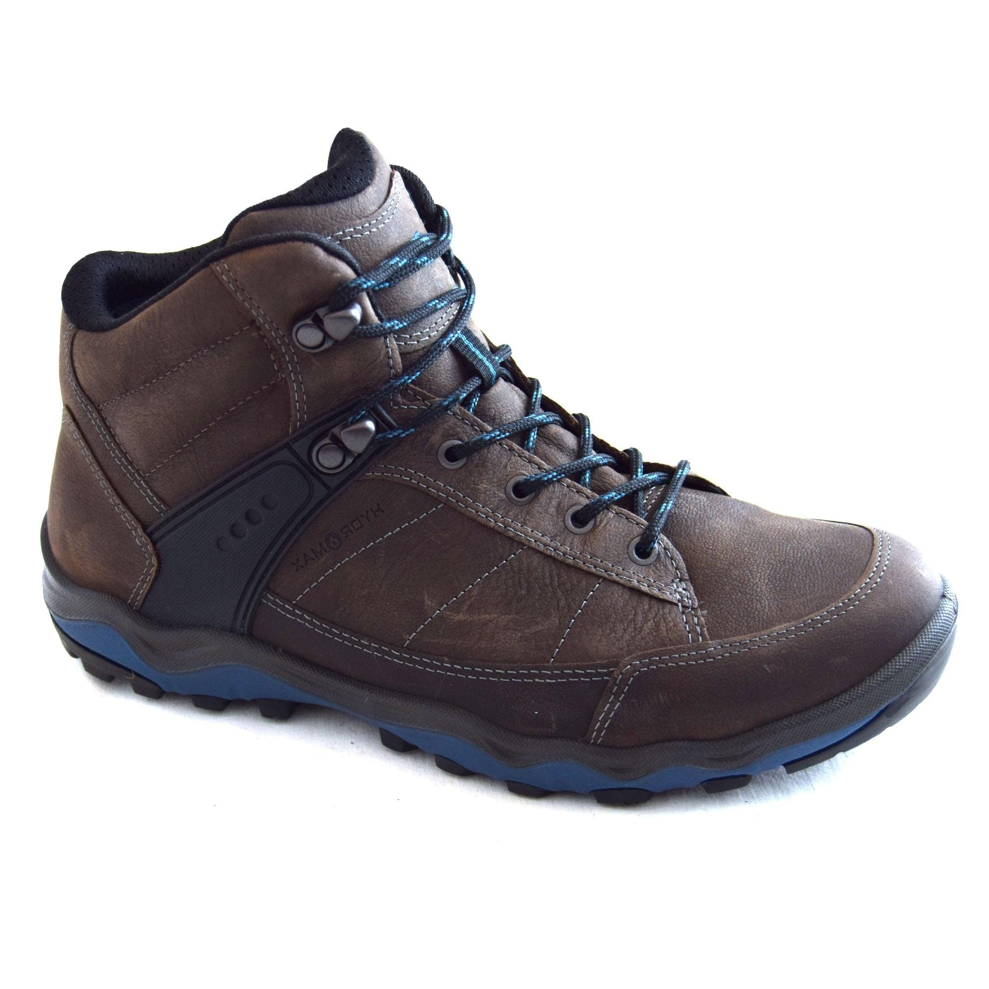 ecco ladies walking boots
