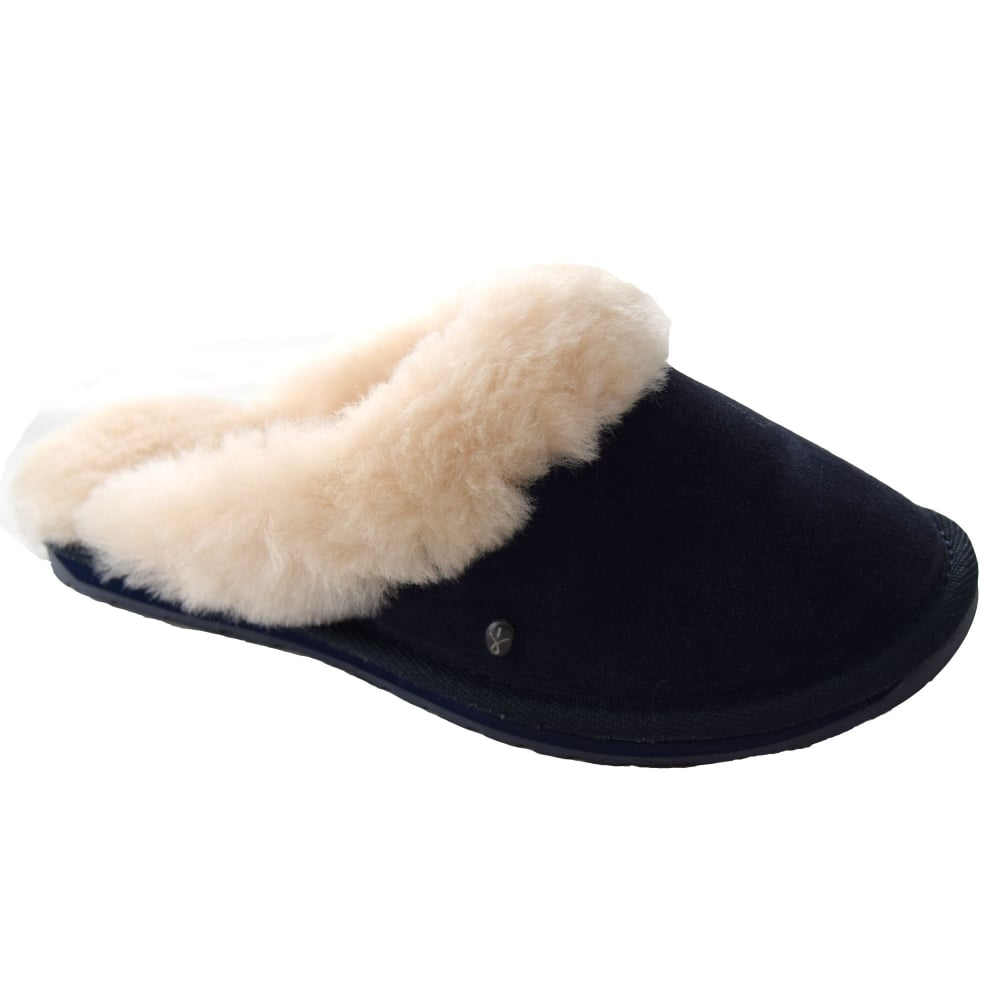 21b23f0ea2 Emu JOLIE LADIES SHEEPSKIN LINED MULE SLIPPER - Womens Footwear from ...