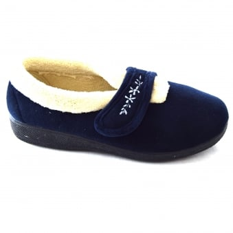 CAPA LADIES WARM LINED SLIPPER