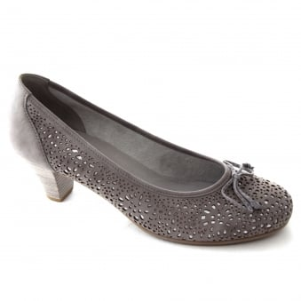 HIGHLAND LADIES COURT SHOE