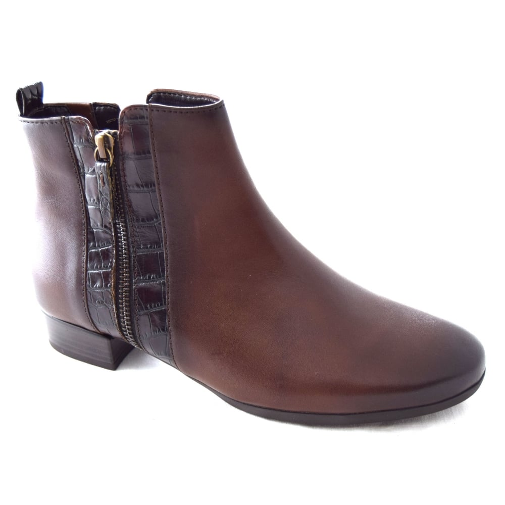gabor rundle ankle boot womens footwear from wj