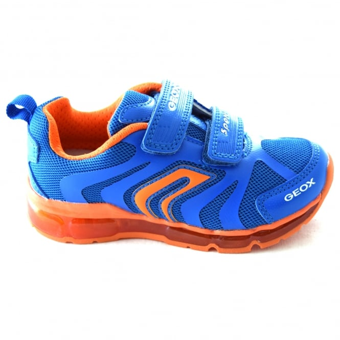 Geox ANDROID B.C. BOYS TRAINER