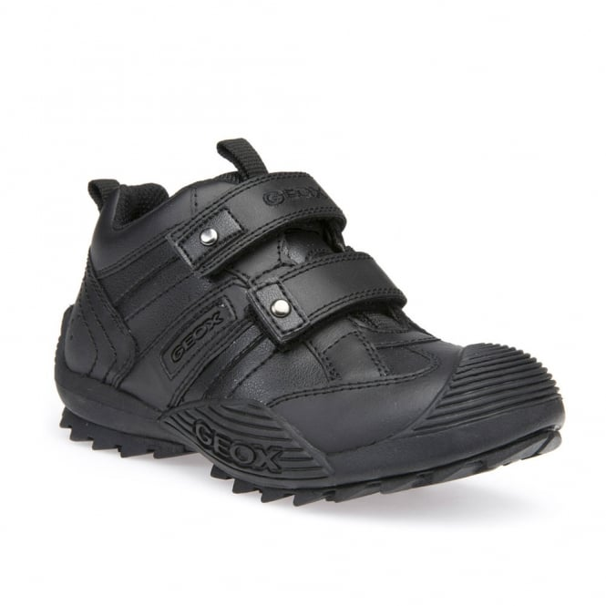 Geox J SAVAGE G BOYS SCHOOL SHOE