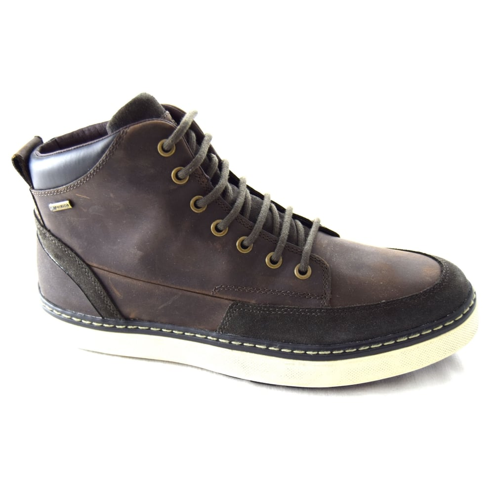 inteligencia Mejor Descompostura  Geox MATTIAS MEN'S BOOT - Mens Footwear from WJ French and Son UK