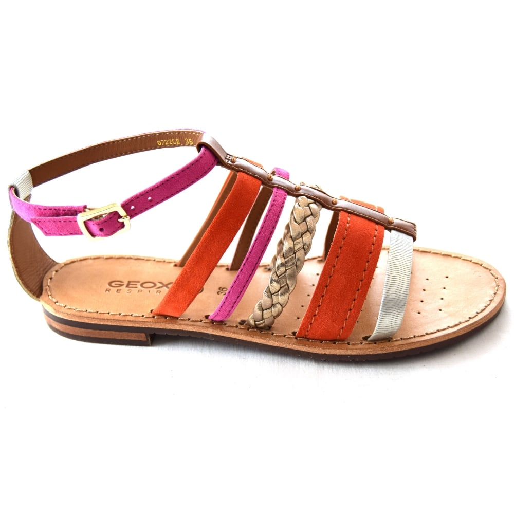 0951ad0dfa19 Geox SOZY-D LADIES CASUAL SANDAL - Womens Footwear from WJ French ...