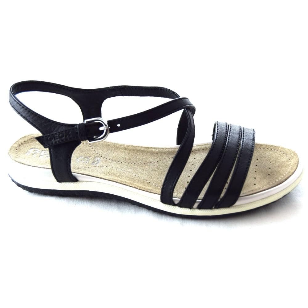 Geox Vega C Ladies Casual Sandal Womens Footwear From Wj