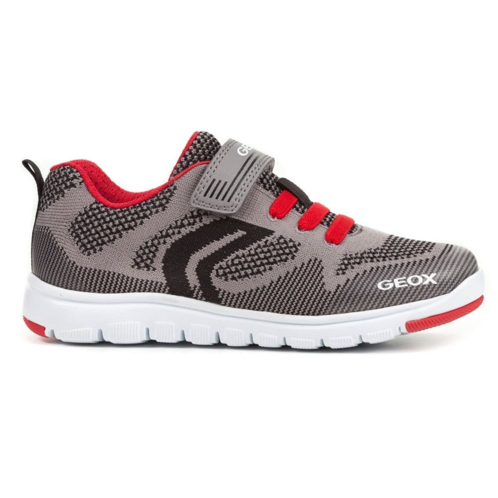 Geox XUNDAY B J743NJ BOYS  TRAINER - Boys Footwear from WJ French ... 67ccb786ae3