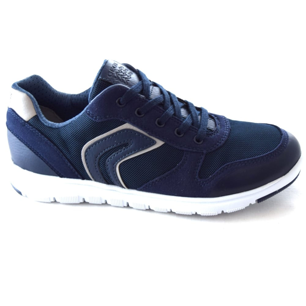 Geox XUNDAY BOYS TRAINER - Boys Footwear from WJ French and Son UK 814a637a50f