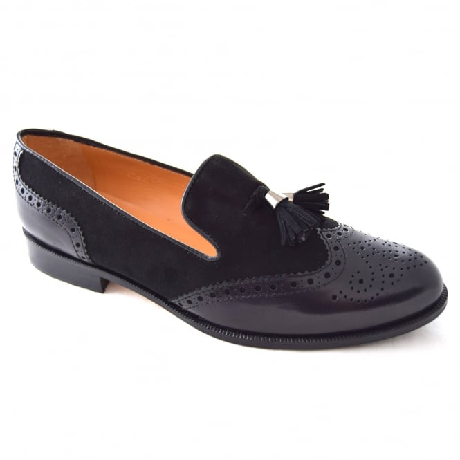 HB FERN LADIES TASSLE LOAFER