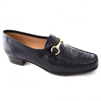SOFIA LADIES ITALIAN MOCCASIN