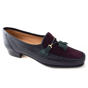ZITA LADIES ITALIAN MOCCASIN